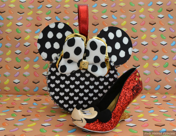Irregular Choice Disney Mickey Oh My bag Oh Boy shoe