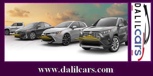 Toyota cars