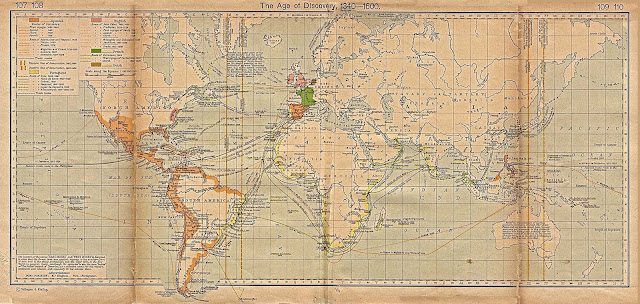 The Age of Discovery, 1300-1600