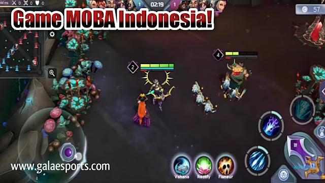 Telah Rilis! Game Moba Lokapala Buatan Asli Indonesia