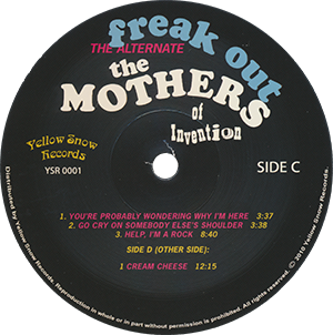 The Ultimate Psychedelic Vinyl Hq Frank Zappa The Mothers