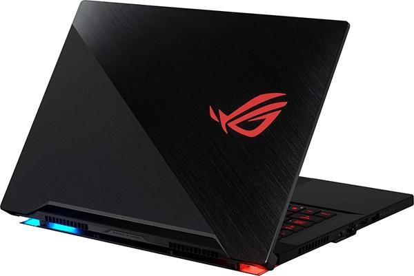 ASUS ROG Zephyrus S GX502GW-ES002: ultrabook gaming con procesador Core i7 y gráfica GeForce RTX 2070 (8 GB)