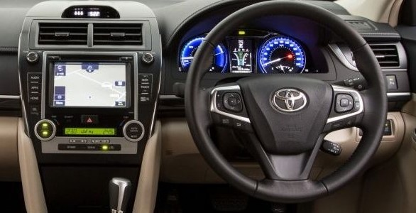 Toyota Camry 2019 Review