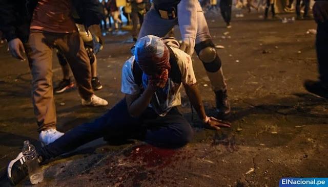 Dos muertos durante la segunda marcha nacional
