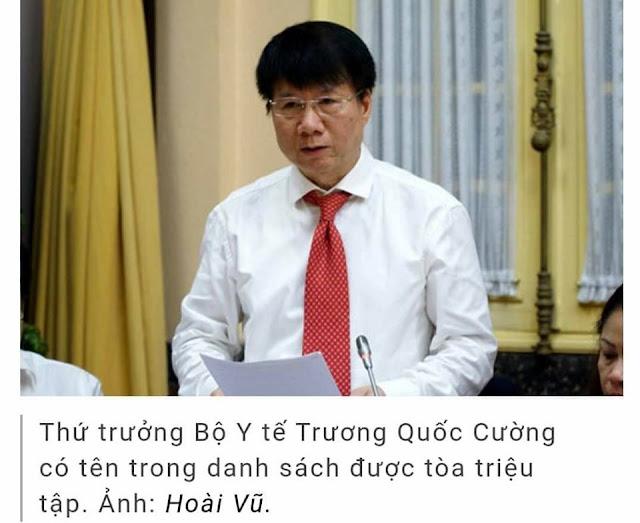 Thanh củi mang tên Trương Quốc Cường cần phải đốt để thanh lọc ngành y!