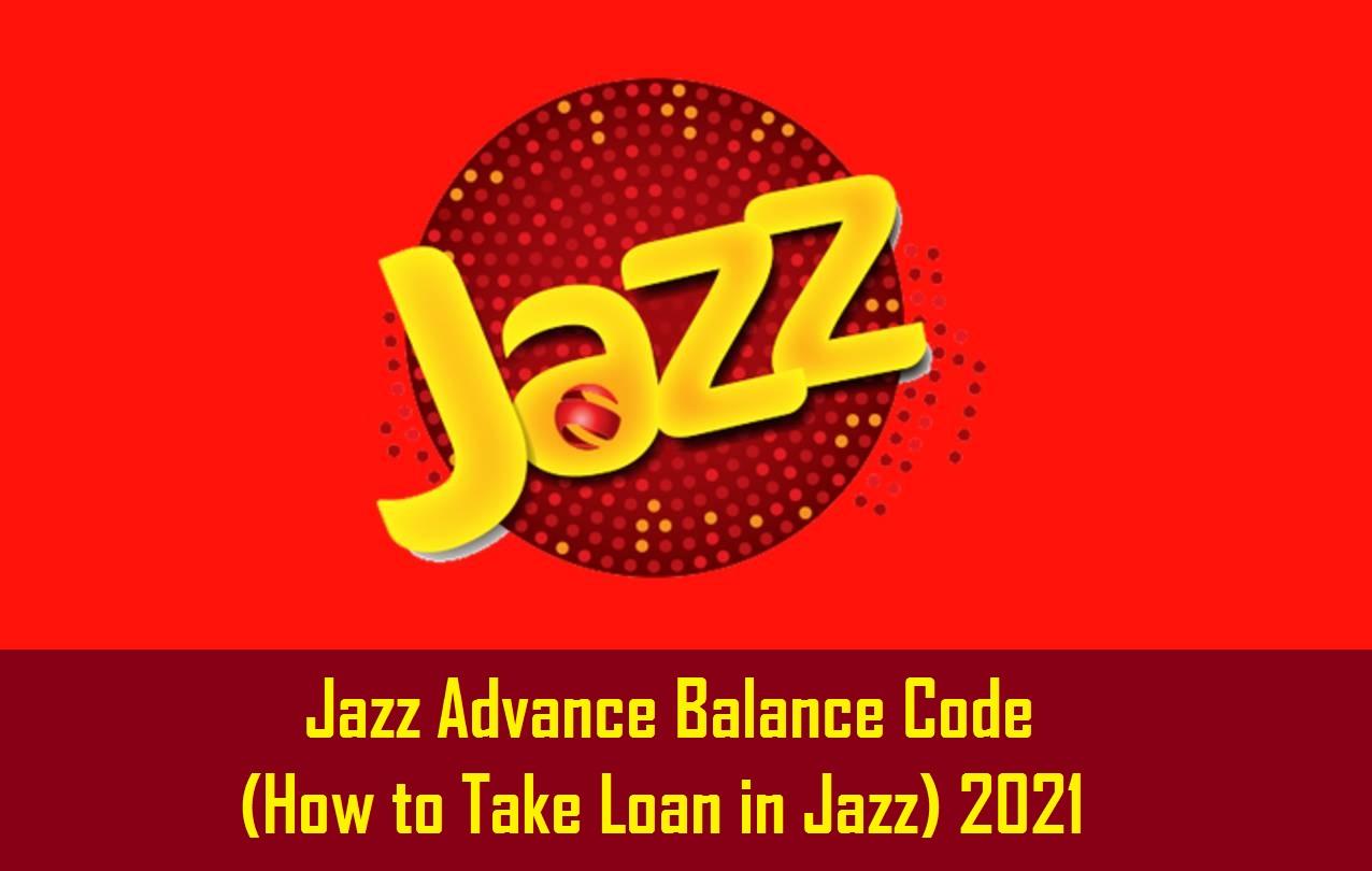 Jazz Advance Balance Code