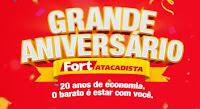 Grande Aniversário 2021 Fort Atacadista 20 Anos