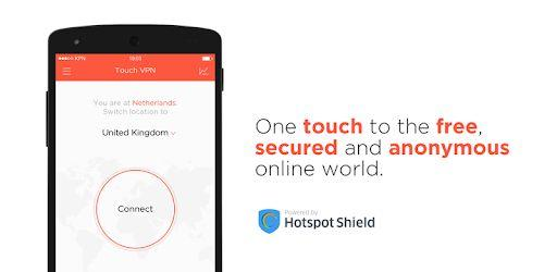 Touch VPN -Free Unlimited VPN Proxy & WiFi Privacy v1.9.9 (Elite)