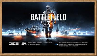 Battlefield 3 PC Games