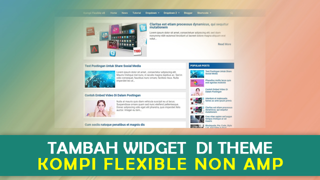 Hapus Komentar Disqus di Template Kompi Flexible