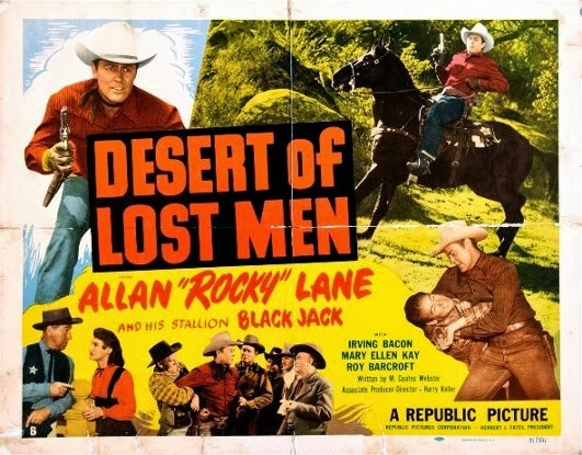Desert Of Lost Men 1951