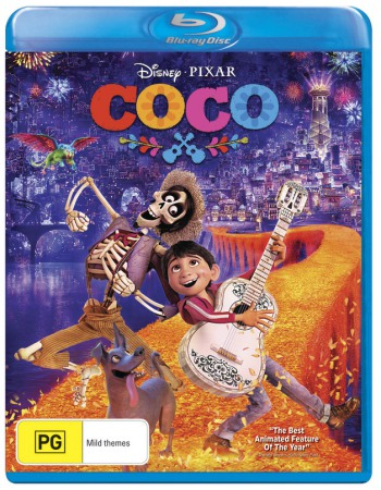 Coco (2017) 480p BluRay x264 [Dual-Audio] [Hindi-English] 400MB ESub Download