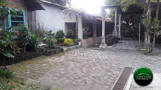 Rumah Kost dan Usaha Tepi jalan Kaliurang Km 12,5