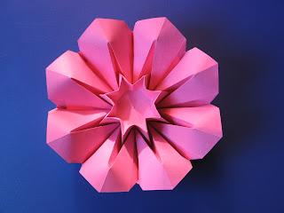 Origami Corolla, variazione 1