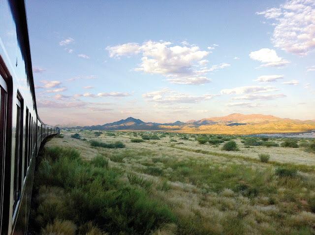 Rovos Rail in Kalahari