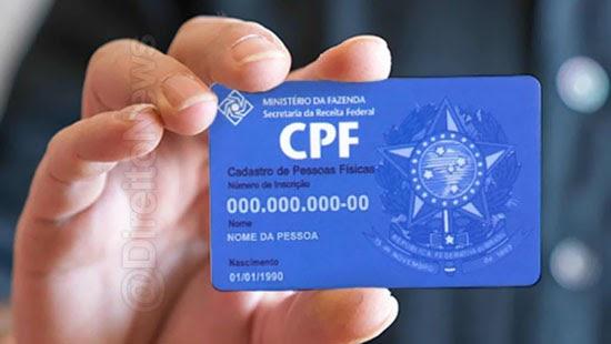 exigencia cpf reu recurso defesa ilegal