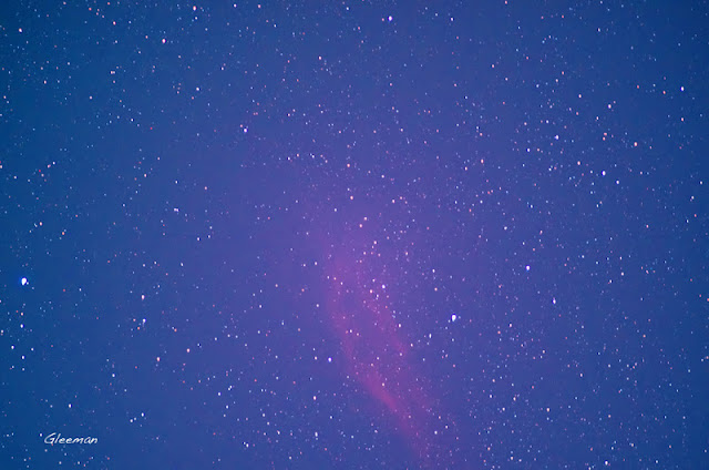 加州星雲 (California nebula) NGC1499/Pentax K5 + O-GPS1 LPS-P2 filter