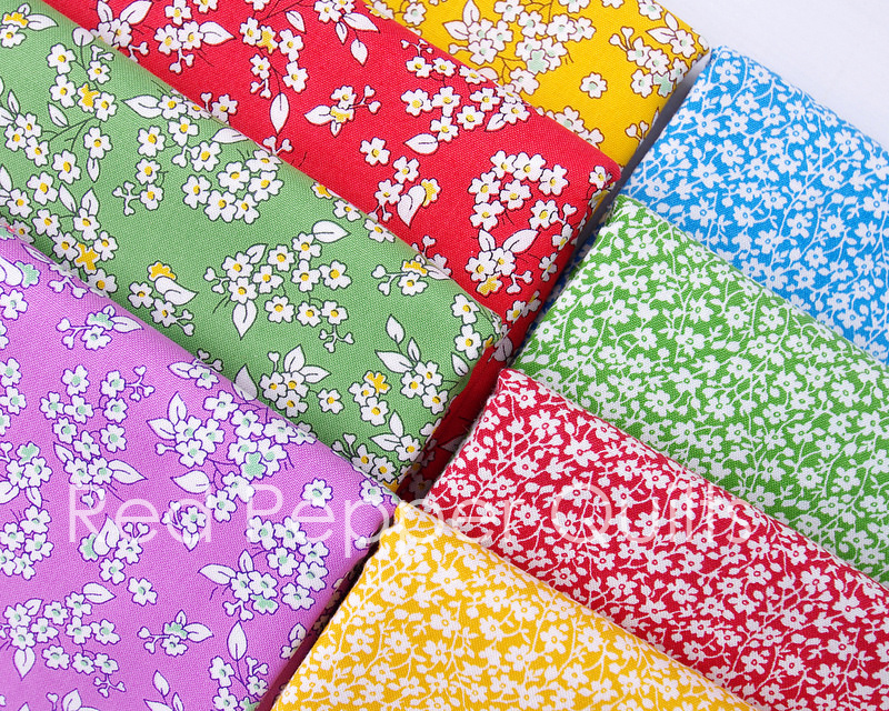 Feedsack by Whistler Studios for Windham Fabrics   Red Pepper Quilts 2016
