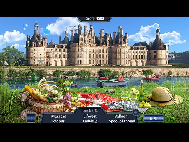 لعبة السفر الي فرنسا