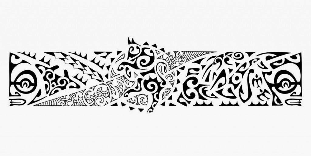 Tatuagem Maori Significados