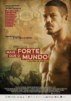 Mais Forte que o Mundo - Seriado Completo Séries Torrent Download capa
