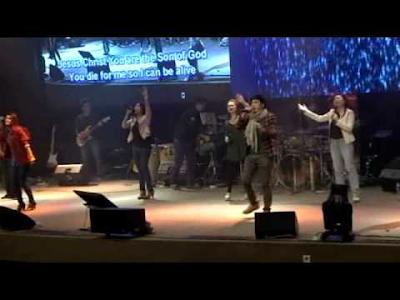Lagu Kau Terhebat - True Worshippers