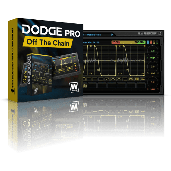WA Production Dodge Pro v1.0.1b7 Full version