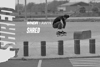WNDR AW19 New Collection - SHRED