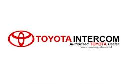 Lowongan Kerja Padang Toyota Intercom November 2019