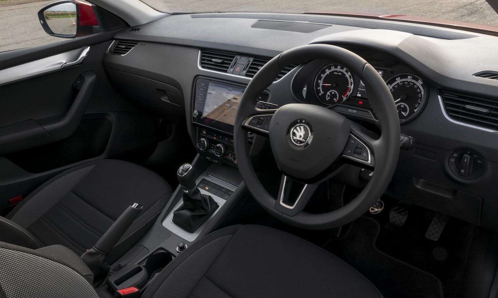 Skoda Octavia SE Drive - MS+ BLOG