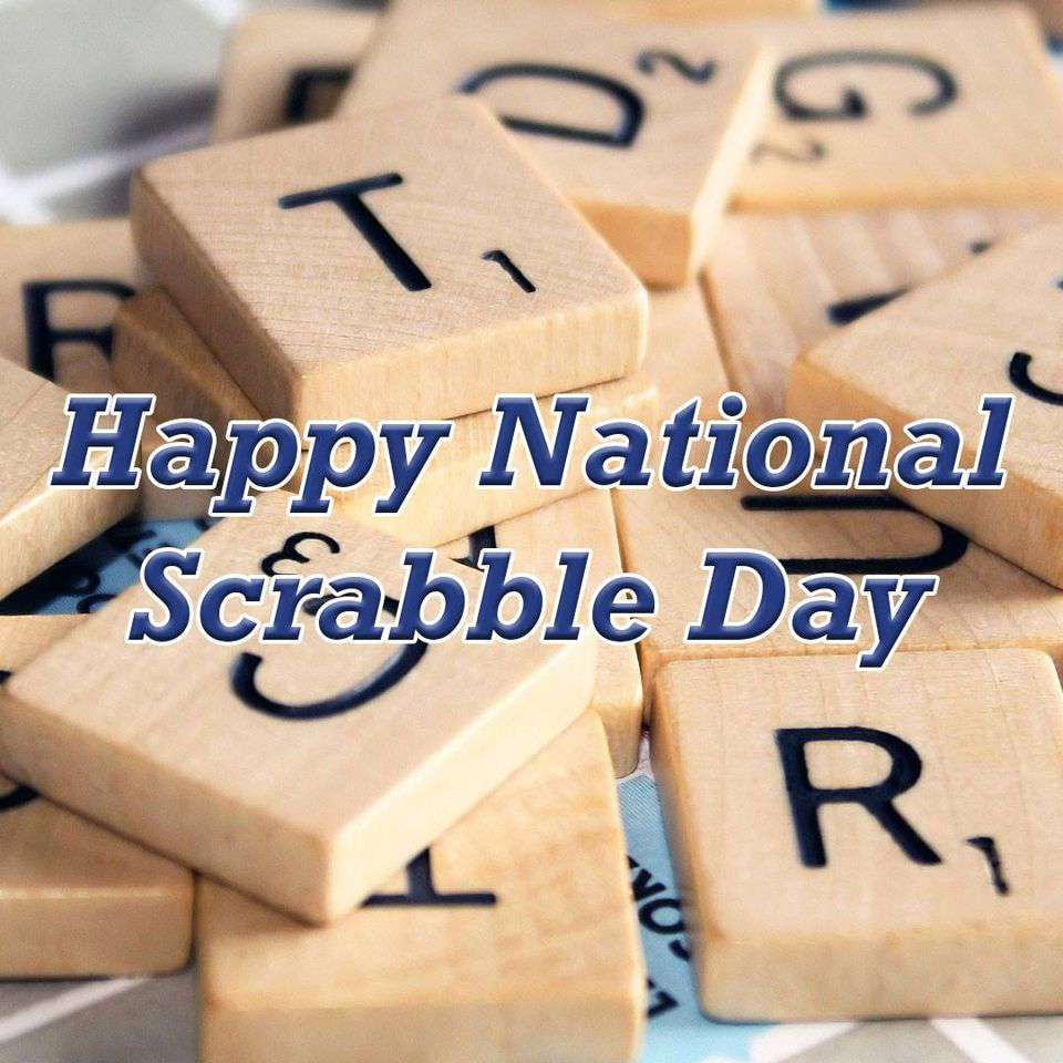 National Scrabble Day Wishes Photos