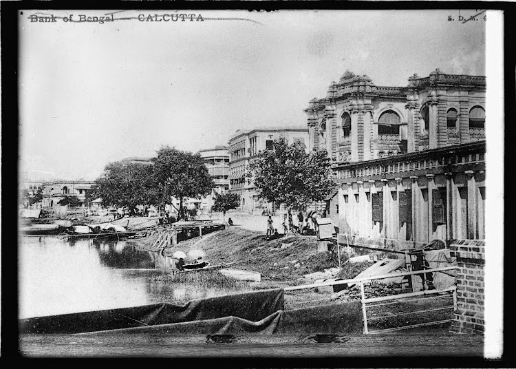 Bank of Bengal Calcutta