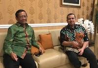 Mata Berkaca-kaca, Ustaz Haikal Sampaikan Pesan ke Jokowi