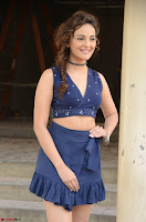 Seerat Kapoor Stunning Cute Beauty in Mini Skirt  Polka Dop Choli Top ~  Exclusive Galleries 053.jpg