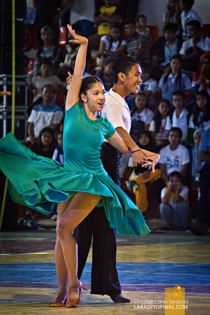 Zamboanga Hermosa Festival Dancesport Competition