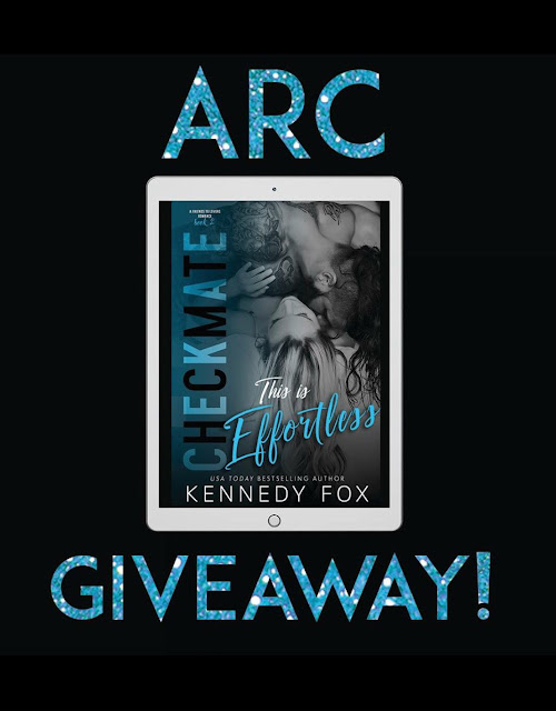 This is Effortless by Kennedy Fox – ARC Giveaway !!!