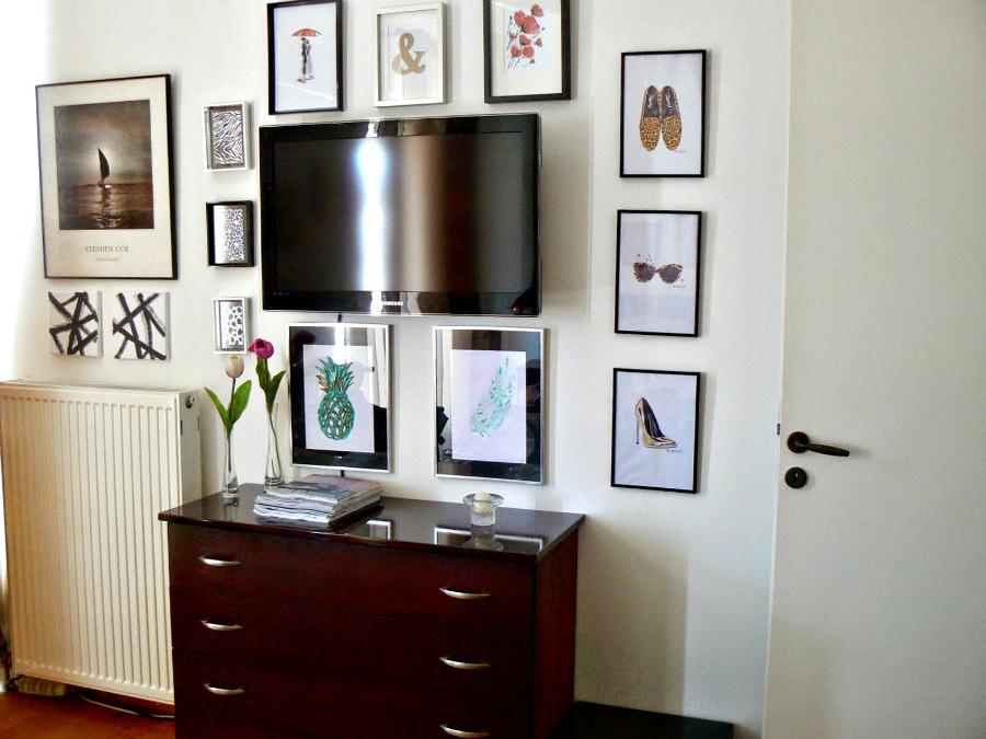 Πως να κρύψεις μία τηλεόραση στον τοίχο