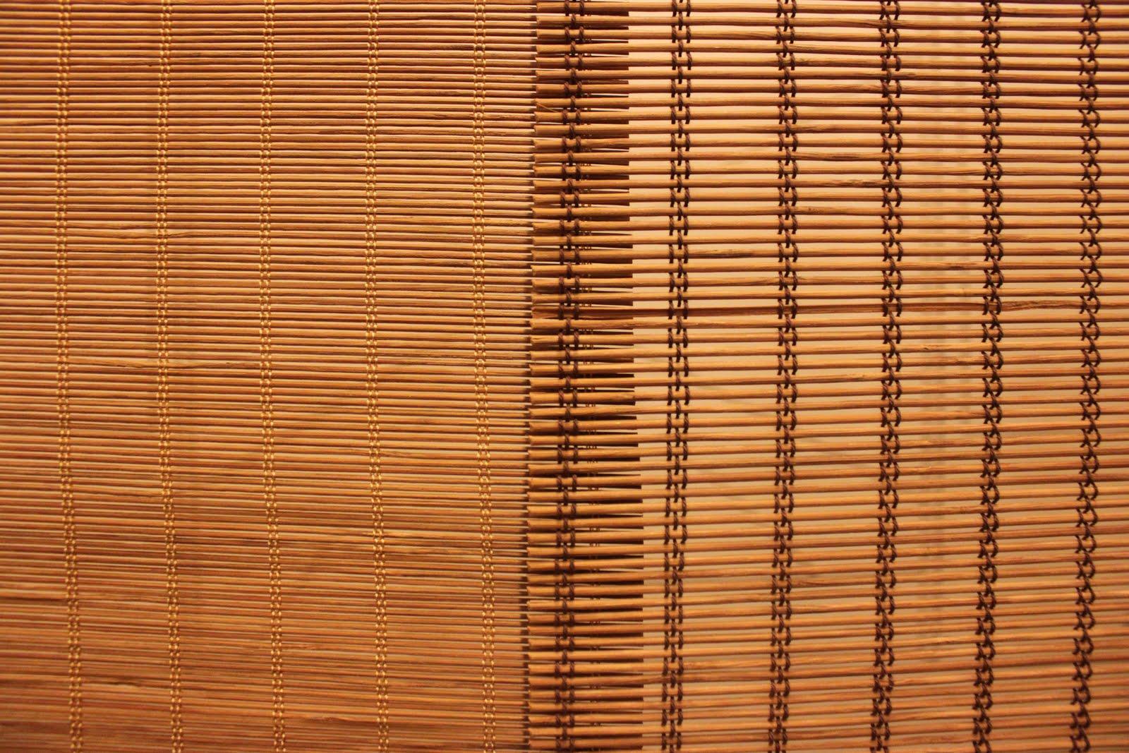 臺灣僅存的專業竹簾工廠: 第五種天然紡織纖維_竹纖維
