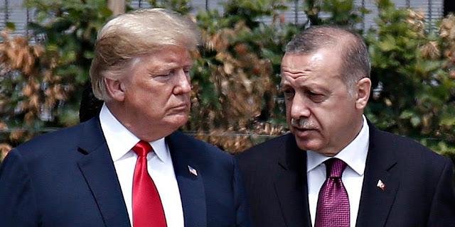 Τουρκία: Πολύ παραγωγική η συνάντηση Τραμπ-Ερντογάν