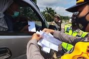 Pospam I Tebo Ilir Perketat Pemeriksaan Kendaraan