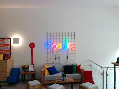 Google zu Gast in Nürnberg.