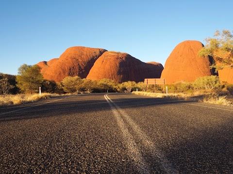 Park Narodowy Uluru - Kata Tjuta