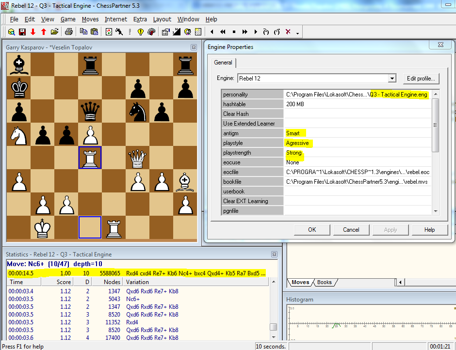 Moodle with a durian flavour  From Malaysia with love : Chess