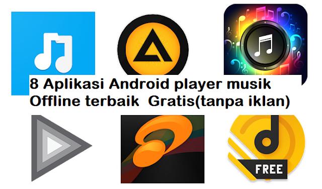 8 Aplikasi Player Musik Offline Gratis Terbaik di Android