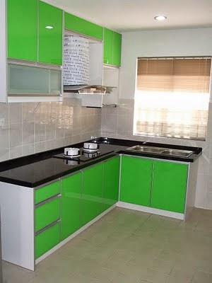 tips dekorasi dapur kecil minimalis - tips dekorasi rumah