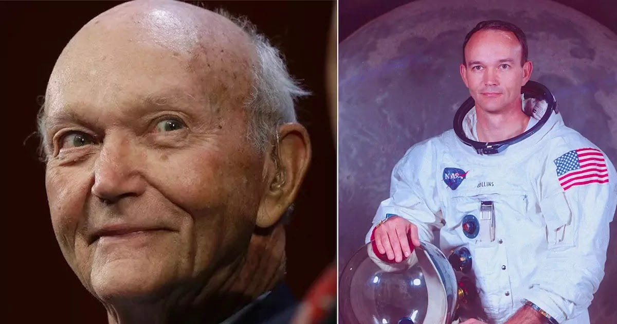 Apollo 11 Astronaut Michael Collins Has Died Aged 90