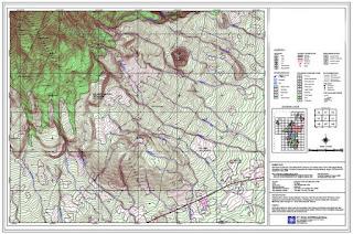 Klasifikasi dan Jenis-jenis Peta Berdasarkan Skala, Isi, Bentuk Penyajian dan Kegunaannya