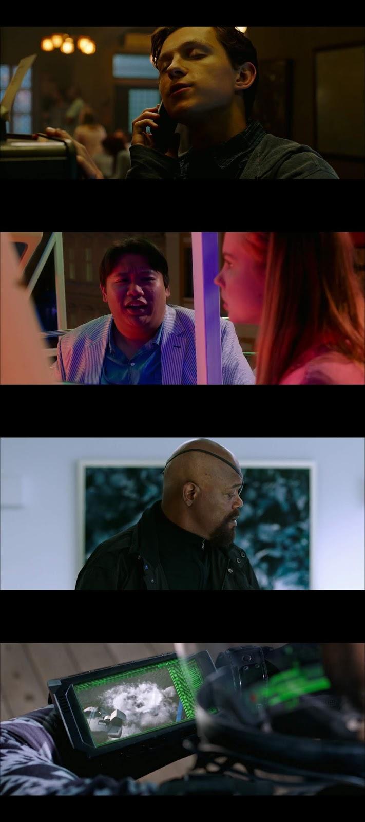 Spider-Man Lejos de Casa (2019) FULL HD 1080p Latino