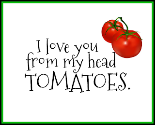 Printable Vegetable Pun Valentines@michellepaigeblogs.com