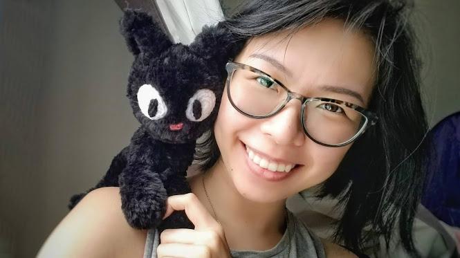 Halloween Black Cat Plush Amigurumi FREE Crochet Pattern
